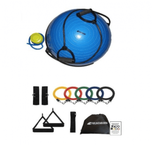 Workout And Supplements Cheap Bosu Balls BeachBorn Piece Set
