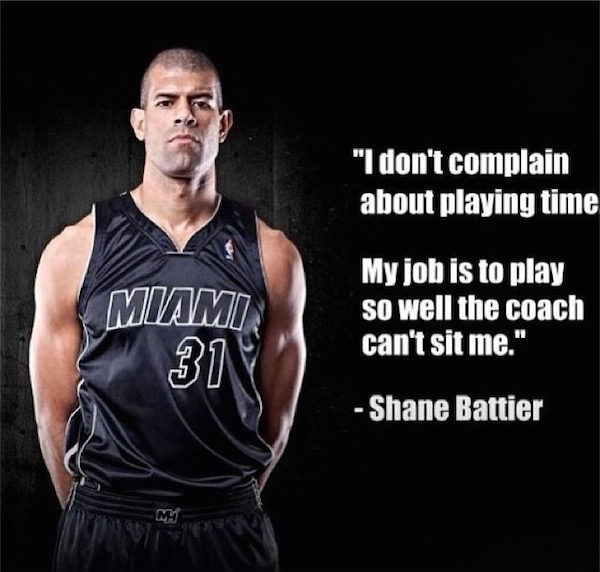 workout supplements sports quotes basketball stane battier