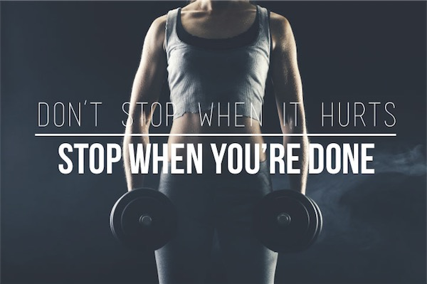 workout supplements sports quotes dont stop