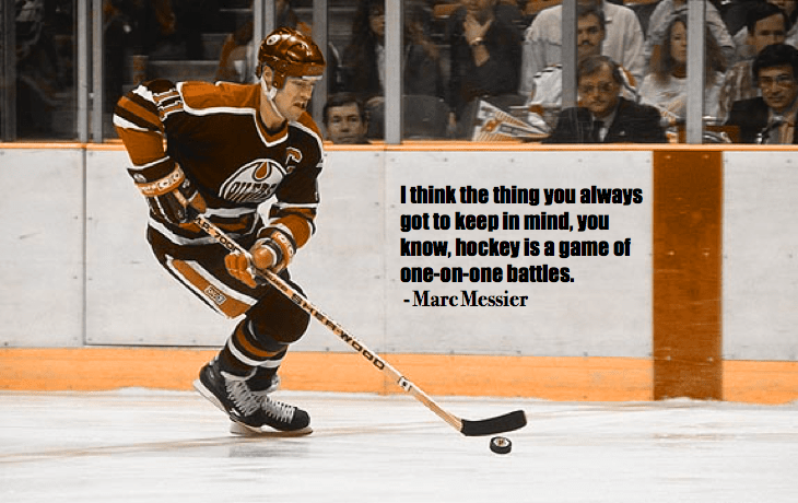 hockey quotes funny inspirational marc merssier
