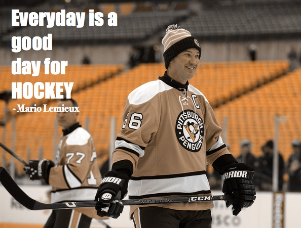 hockey quotes funny inspirational mario lemieux