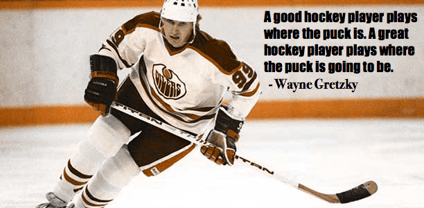hockey quotes funny inspirational wayne gretzky
