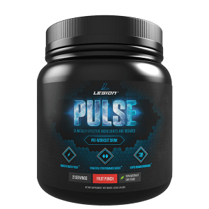 legion pulse top pre workout supplements