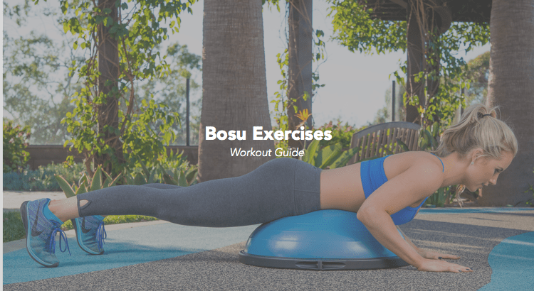 Bosu Exercises Guide
