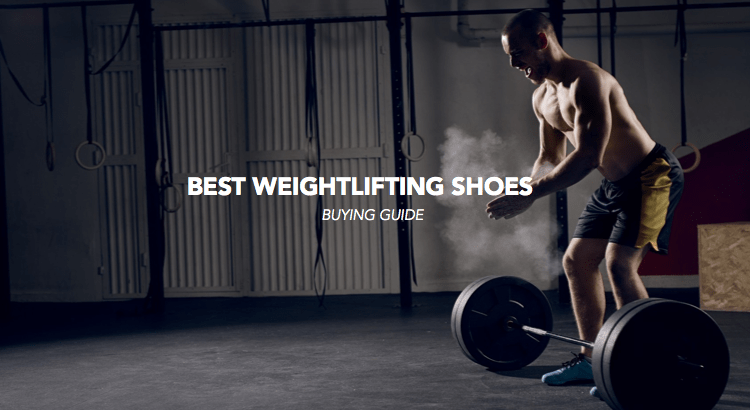 6 Best Weightlifting Shoes in 2017