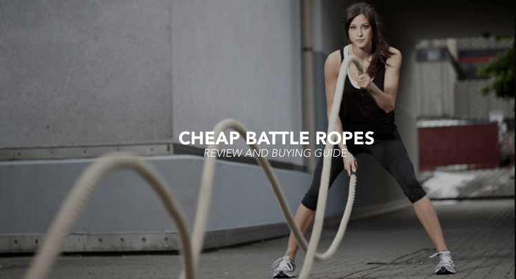 6 Cheap Battle Ropes