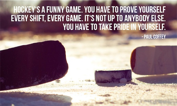 workout supplements sports quotes hockey paul coffey