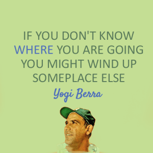 workout supplements motivation sports quotes yogi berra where you are going
