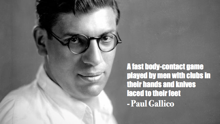 hockey quotes funny inspirational paul gallico