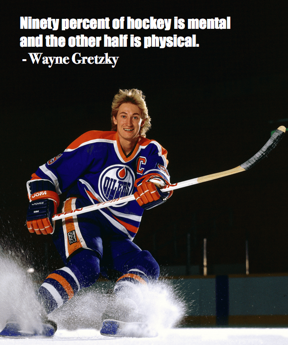 hockey quotes funny inspirational wayne gretzky ninety